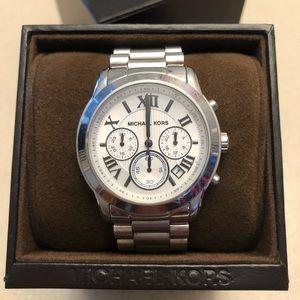 Michael Kors MK5928 Men's Watch Silver